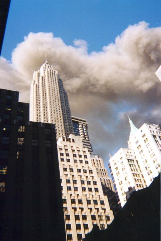 9/11, Maurice Matsumori, mainland kamaainas