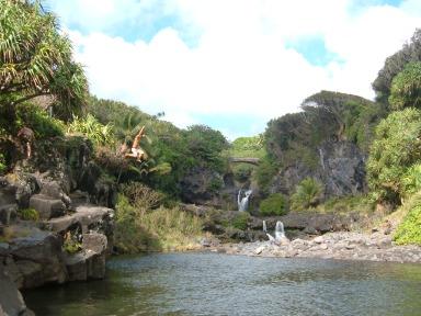 Seven Sacred Pools, Hana Maui