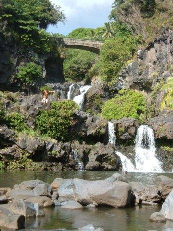 Seven Sacred Pools, Hana, Maui