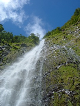 Waterfall - Seven Sacred Pools, Hana Maui