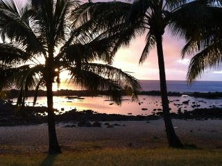 Facebook Hawaii Sunset - Mainland Kama'ainas