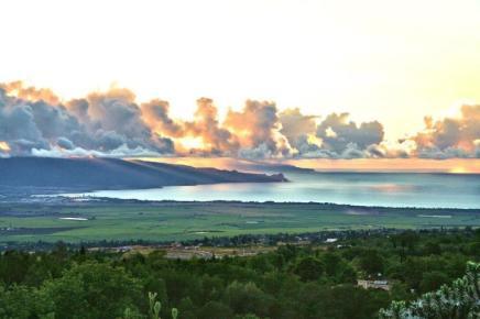 Pukalani Sunset - Mainland Kama'aians