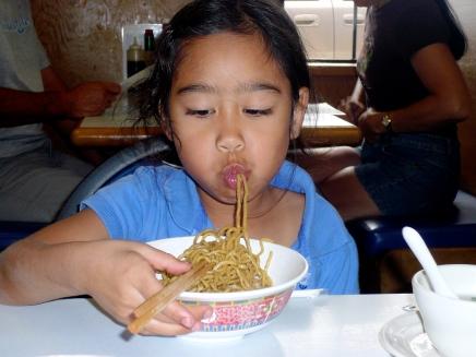 Sam Sato's Dry Mein - Maui