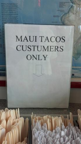 Maui Tacos by Mainland Kama'ainas