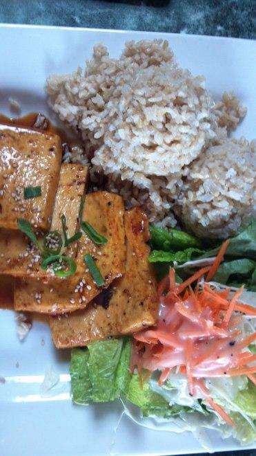 Tofu Special - Da Kitchen