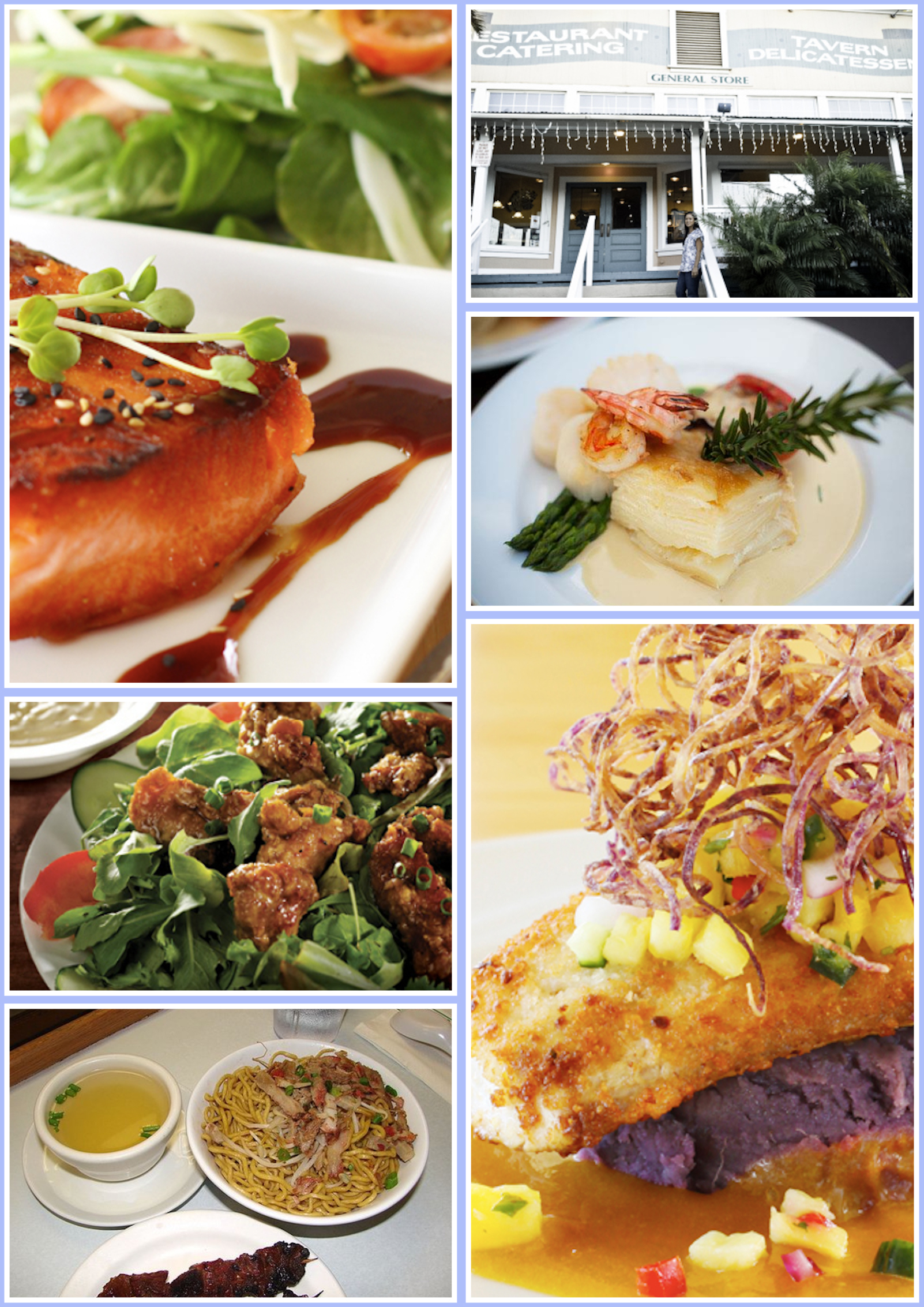 Maui hawaii my favorite restaurants the mainland for Asian cuisine maui